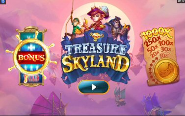 Treasure Skyland Video Slot Review By Microgaming