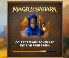 Magic of Sahara Video Slot Review By Microgaming