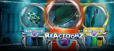 REACTOONZ 2: €10,000 ALIEN HUNT At Mr Green Casino