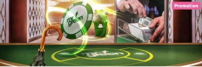 GREEN Cards At MrGreen Live Casino