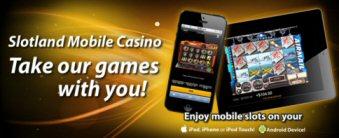 Play Mobile Slots at Slotland