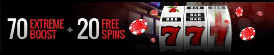 Weekend Spins At Casino Extreme (After Deposit)