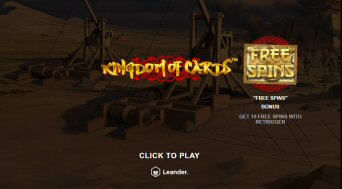 Kingdom Of Cards Video Slot Review By Leander