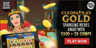Meet Cleopatra At Intertops Mobile Casino