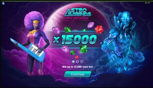 Astro Legends: Lyra and Erion Video Slot Review By Microgaming