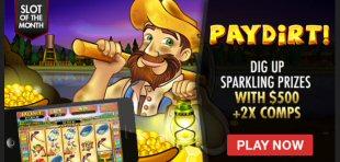 Gold At Intertops Mobile Casino