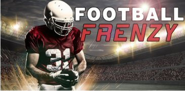FOOTBALL FRENZY At Intertops Sports