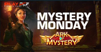 Mystery Monday At Play PCF Casino