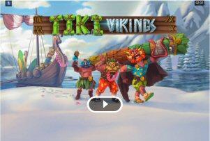 Tiki Vikings Video Slot Review By Microgaming