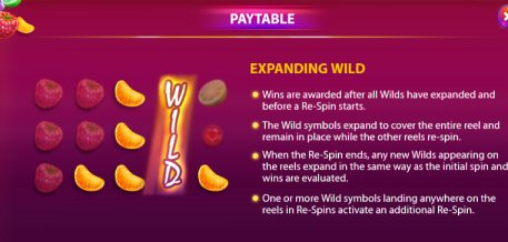 BerryBurst Max Video Slot Review By NetEnt