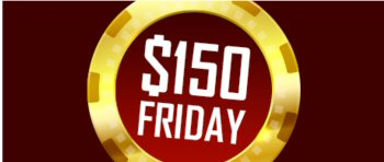 Redeem your weekly $150 Friday Special At Grande Vegas