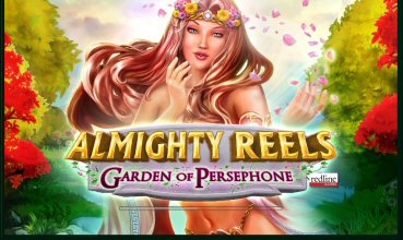 Almighty Reels Garden Of Persephone Video Slot Review By Novomatic