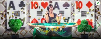 INSTANT CASH BLACKJACK At MrGreen Live Casino