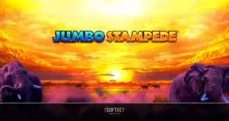 Jumbo Stampede Video Slot Review By Isoftbet