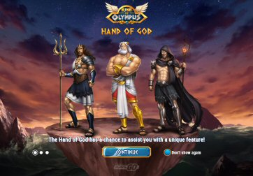 Rise Of Olympus Video Slot Review By Play'N GO