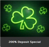 200% DEPOSIT SPECIAL At Casino Max Mobile