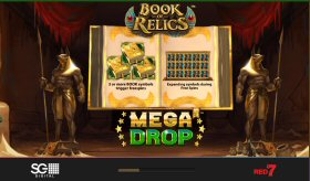 Book of Relics Video Slot Review By WMS Gaming