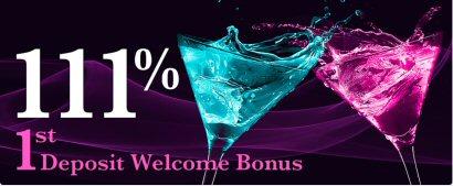 Welcome Bonus At Cryptoslots
