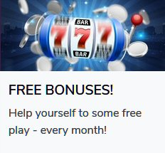 Free Bonus Coupons At Liberty Slots Casino