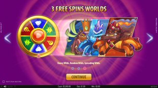 Wild Worlds Video Slot Review By NetEnt