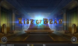 Rise of Dead Video Slot Review By Play'n GO