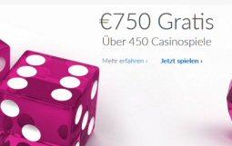Ruby Fortune Casino €750 GRATIS Willkommensbonus
