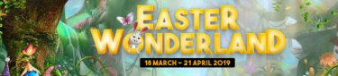 Easter Wonderland At Mega 7's Casino