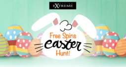 Free Spins Easter Hunt At Casino Extreme (After Deposit)