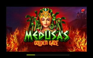 Medusa's Golden Gaze Video Slot Review By 2 By 2 Gaming