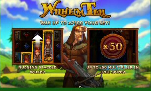 Wilhelm Tell Video Slot Review By Yggdrasil