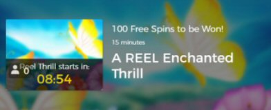 A REEL Enchanted Thrill At MrGreen Casino