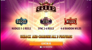 The Grand Video Slot Review By Quickspin
