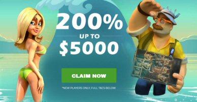 Welcome Bonus At Roo Casino (Australia Only)