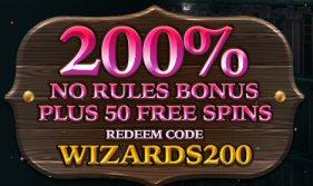 Free Spins At Wild Vegas Casino (After Deposit)