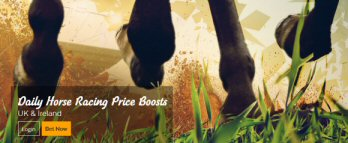 Daily Horse Racing Price Boosts At 32Red Sport