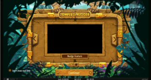 Temple of Nudges Video Slot Review By NetEnt