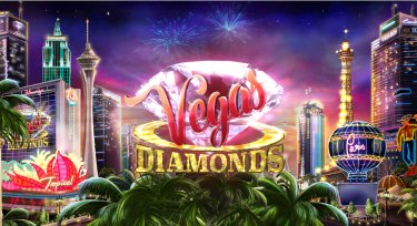 Vegas Diamonds Video Slot Review By Elk Studios