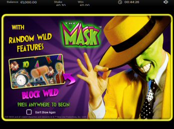 The Mask Video Slot Review By NextGen